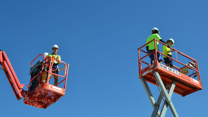 Elevated Work Platforms (EWP)